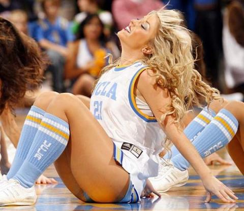 Девушки в спорте: ТОП-7 сексуальных видов