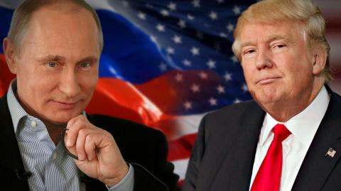 Дональд Трамп: Снимаю шляпу перед русскими
