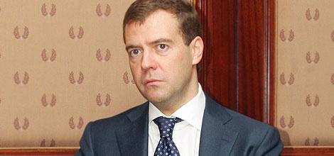 Медведева преемником Путина …