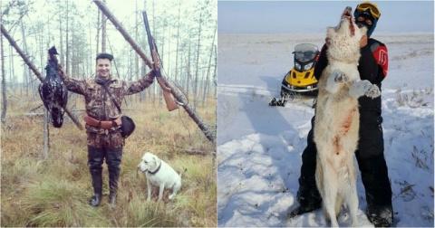 Кто же есть охотники: живодеры-убийцы или настоящие мужчины?