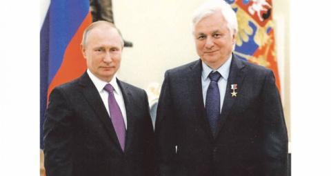 Валерий Кашин: «Наша миссия …