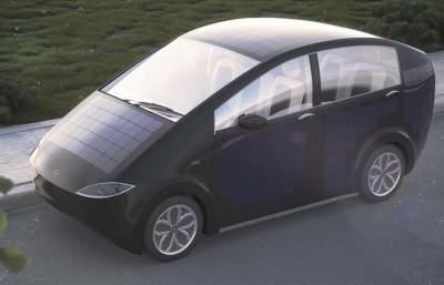 В Германии показали электромобиль нового поколения