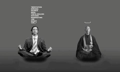 Как буддизм помогает учить язык
