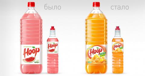 Агентство Clёver осовременило упаковку напитков Ноор