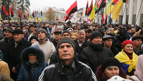 Последний украинец гасит све…