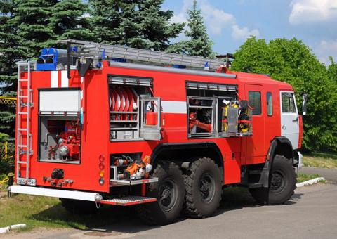 Партия новой пожарной техники поступила в войска Центрального военного округа