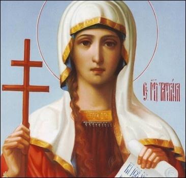 Татьянин день или Татьяна Крещенская, народные приметы 25 января.