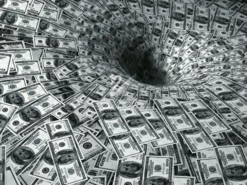 Срочно спасать доллар!! - У …