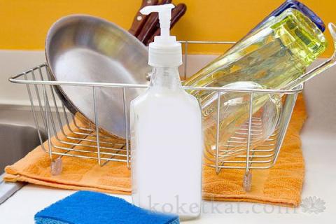 Моющее средство для мытья по…