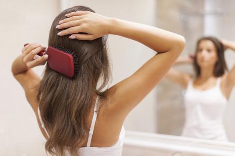 Электризуются волосы: шесть …