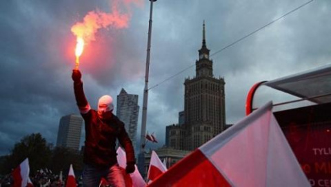 Европа напугана огромным бел…