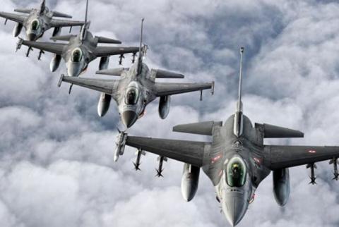 ВВС Турции за один день нару…