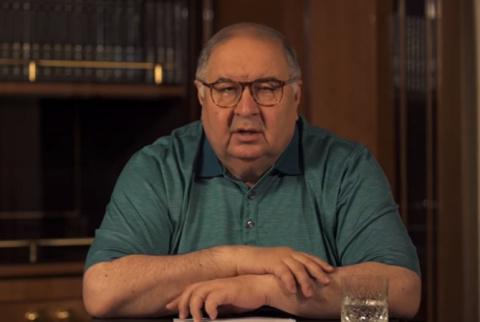 Возвращение Усманова: в сети…