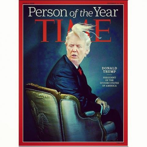 Кто правит Трампом?