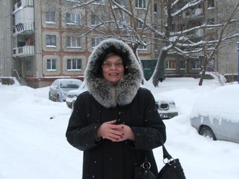 Ирина Свердлова