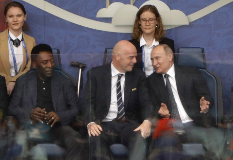 Владимир Путин: приехал на м…