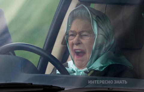Один день из жизни королевы Великобритании Елизаветы II