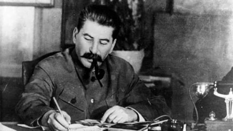 Предсказания Иосифа Сталина …