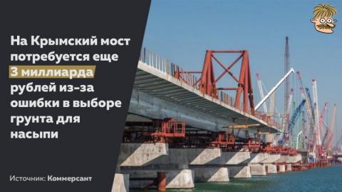 Крымский мост и боль одного …