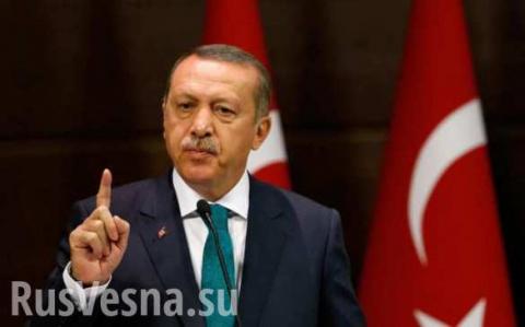 Эрдогана хотели убить на сам…