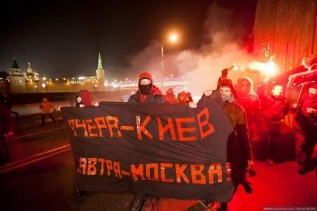 «Русские устроят майдан ради…