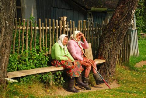 Мужья бабушки Дуси