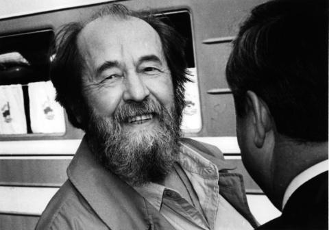 Александр Солженицын: докрич…