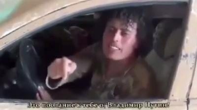 Боевики «Исламского государства» пообещали начать войну в Чечне и пригрозили Путину «падением трона»