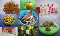 №847. Как приготовить приманки для ловли леща.головля,толстолобика и т.д.