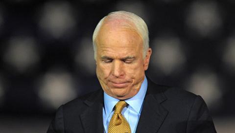 """МИД """"пожалел"""" Маккейна в ответ на оскорбления в адрес Лаврова"""