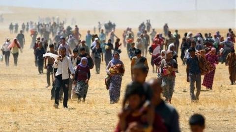 Курды провели в Ираке первую конференцию по геноциду езидов