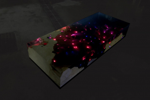 Столик «Звёздное море» – мор…