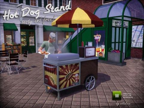 Hot Dog Stand от estatica
