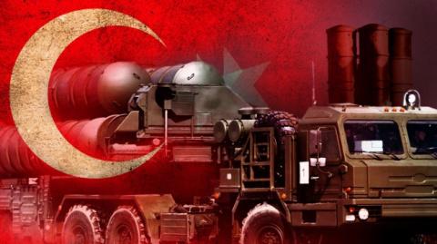 В Турции может быть размещен…