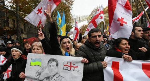 В Грузии соратники Саакашвил…