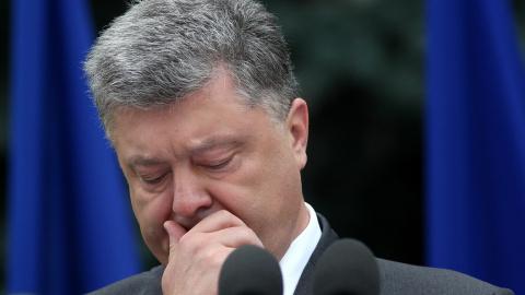 Сапог украинского оккупанта:…