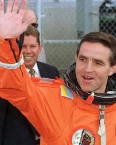 Вместо Белки и Стрелки США отправили в космос украинца. Дмитрий Славский