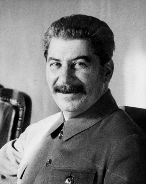 Как сделать фотосессию Сталина, если вы американец