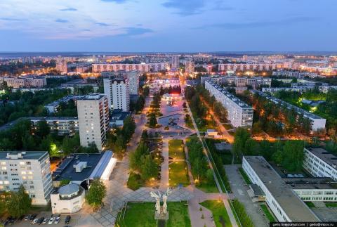 Набережные Челны, Россия