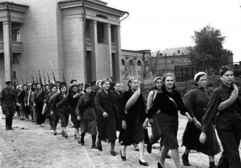 Восхищение врагов. Гестапо о советском народе