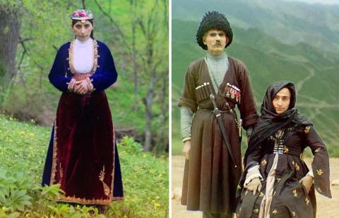 Как кавказские горцы выбирал…