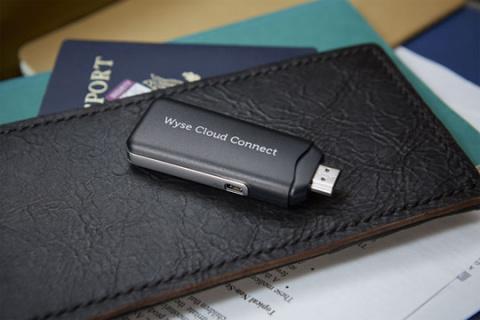 Флешка Dell Wyse Cloud Connect превращает любой монитор в компьютер Big