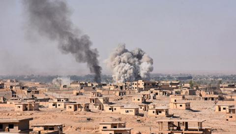 Новости Сирии. Сегодня 19 се…