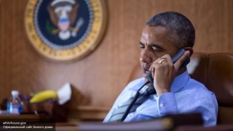 Обама «на подсосе» у Ходорковского