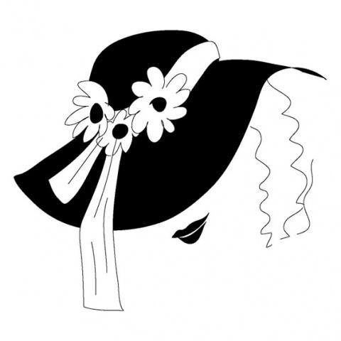 Чёрно-белый мир Юлии Хазиной