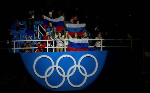 МОК лишил 111 россиян права …