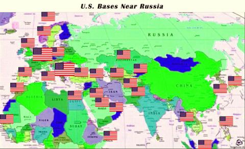 Иностранцы: «НАТО не беспоко…
