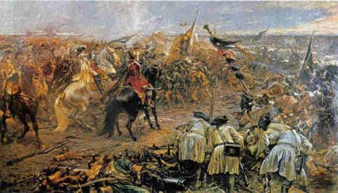 Последняя битва Великой Туре…