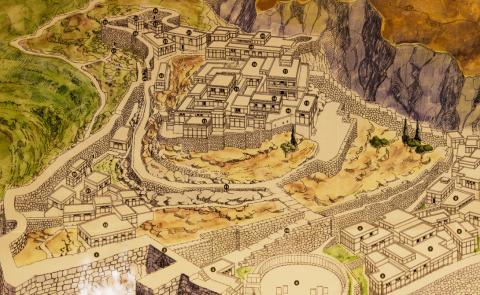 Древние цивилизации, исчезновения которых мы не можем понять