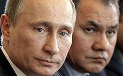 Президент  РФ  В.В. Путин уж…